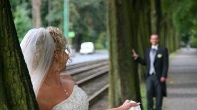Piękna suknia ślubna firmy ASPERA koleklcja 2009
