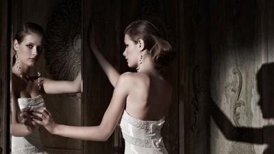piękna suknia ślubna firmy Gala model Kendra 2010