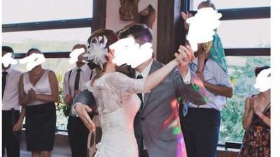 Piękna suknia ślubna Gala, Dei, ecru 36/38, retro, koronka + nowe buty