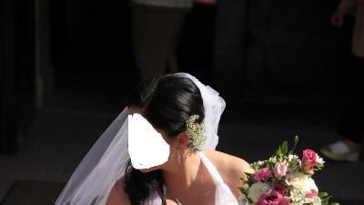 Piękna suknia ślubna Heidi firmy Sophia Tolli