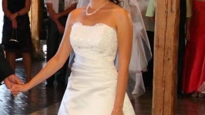 """Piękna suknia ślubna """"Julia"""""""