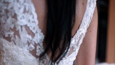 Piękna suknia ślubna Justin Alexander!