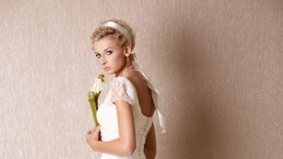 Piękna Suknia Ślubna Kristi Annais Bridal 38/40