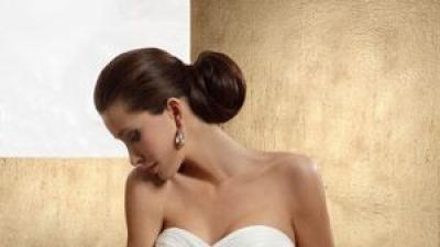Piękna suknia ślubna Lisa Ferrera r.34/36