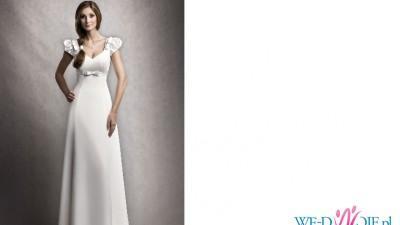 Piękna suknia ślubna model 2010 Nuziale firmy Margarett