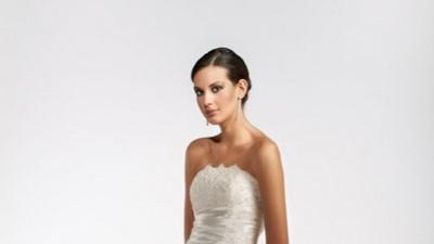 Piękna suknia ślubna model AIZZA firmy GALA