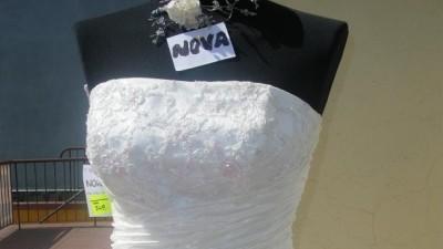 piękna suknia ślubna NOWA