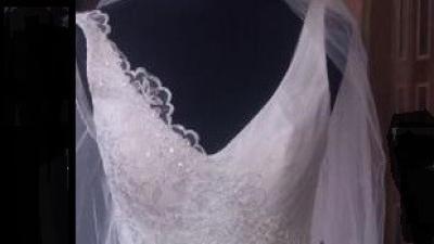 piekna suknia ślubna Nowa okazjaaaa