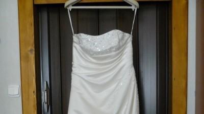 Piękna suknia ślubna Preciouset/ Tomy Mariage 38/40