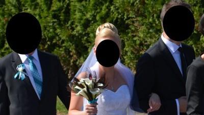 Piękna suknia ślubna-PRINCESSA