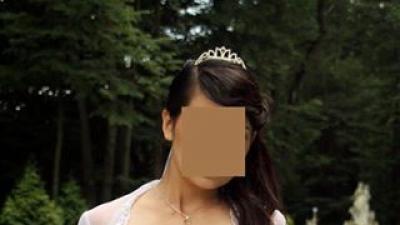 Piękna suknia ślubna Princessa