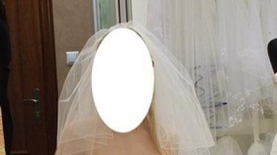Piękna suknia ślubna princessa znanej niemieckiej firmy Amera Vera
