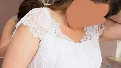 Piękna suknia ślubna - Regina Diamante 2016 r.
