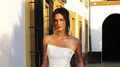 Piękna suknia ślubna renomowanej firmy CYMBELINE PARIS Model BELINDA