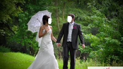 Piękna suknia ślubna Romantica