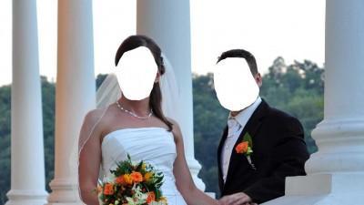 Piekna suknia ślubna rozm. 36/38  wzrost 164+170cm