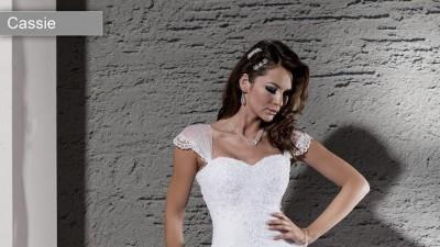 Piękna suknia ślubna rozmiar 38
