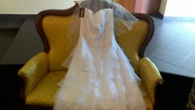 Piękna suknia slubna sezon 2002/2010