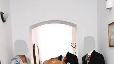 Piękna Suknia Ślubna Sincerity 3296