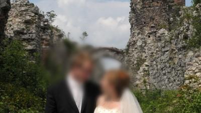 Piękna suknia ślubna Sisi ecru Kraków