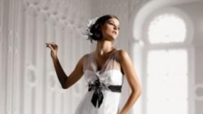 PIĘKNA suknia ślubna śnieżno-biała NAJNA Elizabeth 2173