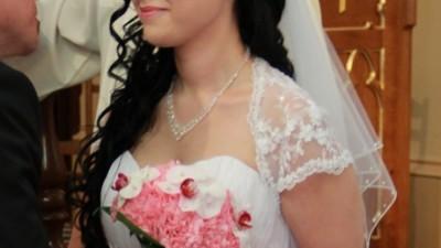 Piękna suknia ślubna Sposabella + gratisy