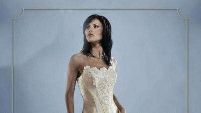 piekna suknia ślubna - sprzedam