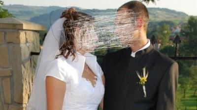 Piękna suknia ślubna -sprzedam