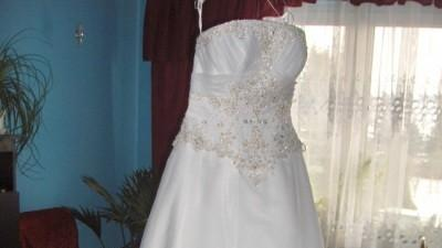 Piękna suknia ślubna (Style 1275)