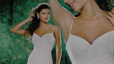 piękna suknia slubna w stylu hiszpańskim