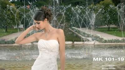piekna suknia slubna z kolekcji miss kelly - okazja