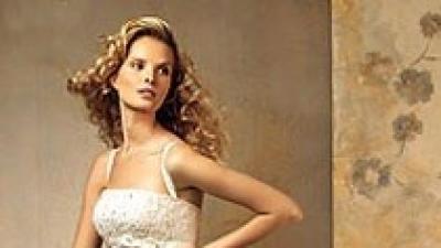 Piękna suknia ślubna z PRONOVIAS