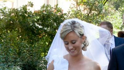 Piękna suknia ślubna z salonu Bianca!