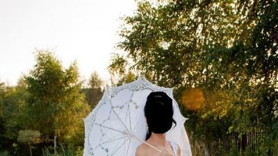 piekna suknia szyta na wzór z kolekcji Maggie Sottero model Leoni