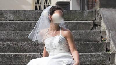 Piękna suknia-Tanio