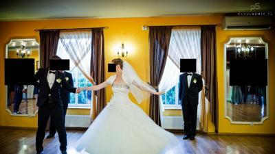 Piękna suknia typu princessa! Cena do negocjacji!