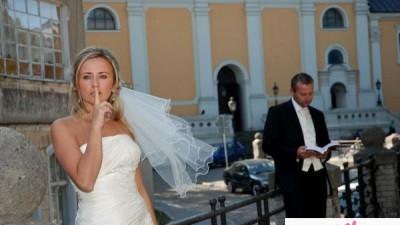 Piękna suknia WHITE ONE 168- kolor: jasne ecru - Tanio!!!