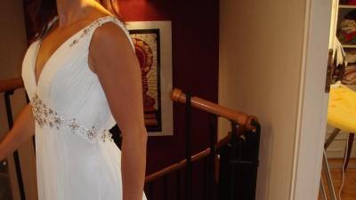 "piekna suknia z kolekcji Maggie Sottero ""sterling"""