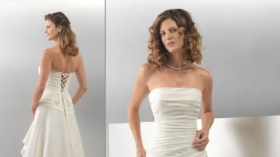 Piękna suknia z salonu Regina Diamante