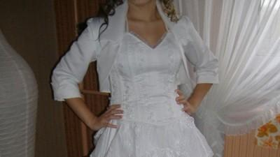 piękna suknia za parę groszy!!!