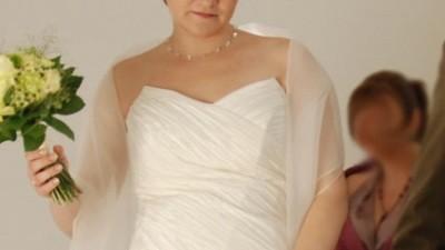 piękna suknie w wiekszym rozmiarze 42/44
