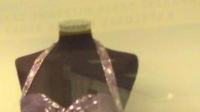 Piękna suknie wieczorowa - rozmiar duże XS
