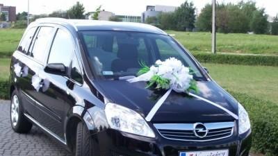 PIĘKNY KWIATEK NA AUTO + TABLICE GRATIS