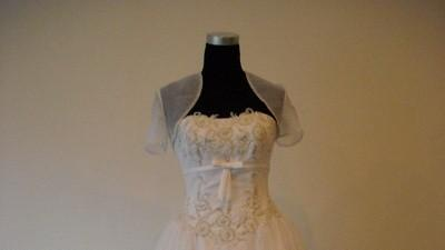 Pięna biała suknia roz. 34-36