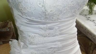 Pięna Suknia ślubna