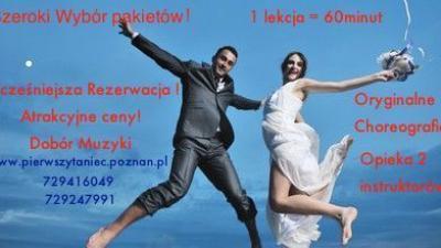 Pierwszy Taniec Last Minute w Lipcu!