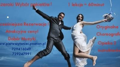 Pierwszy Taniec Twoich Marzen!