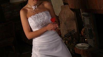 Pilnie sprzedam niedrogo suknię !Okazja!