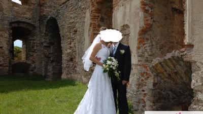 Pilnie Sprzedam Suknię ślubną - SVAROWSKI