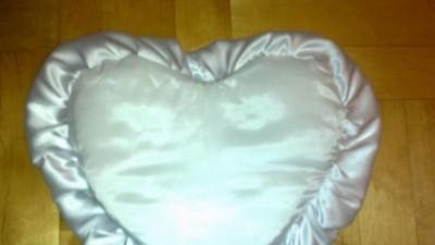 poduszka na obrączki